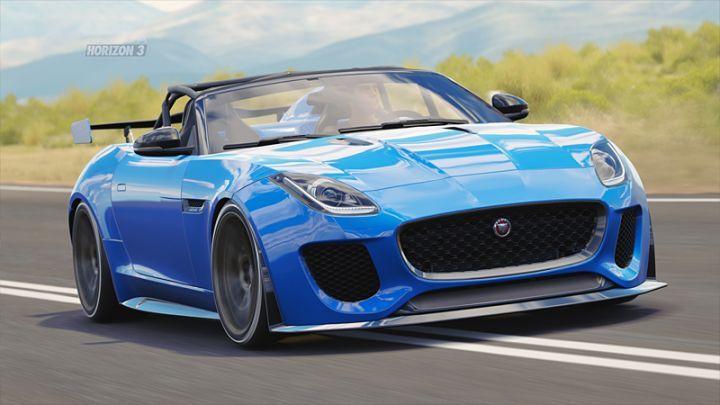 2016 Jaguar F Type Project 7 Horizon Edition Jaguar F Type
