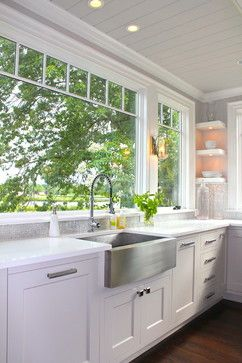 River View Kitchen   Contemporary   Kitchen   Newark   Amanda Haytaian