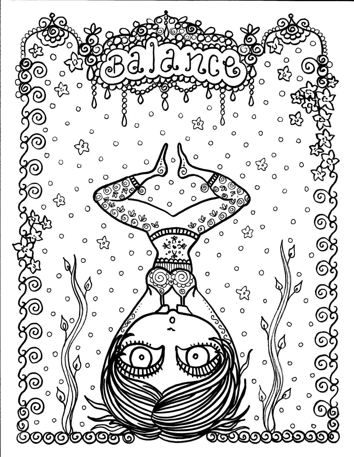 The Big Yoga Coloring Book You Be The Artist Color Zen Om Etsy Yoga Coloring Book Coloring Books Coloring Pages [ 1500 x 1164 Pixel ]