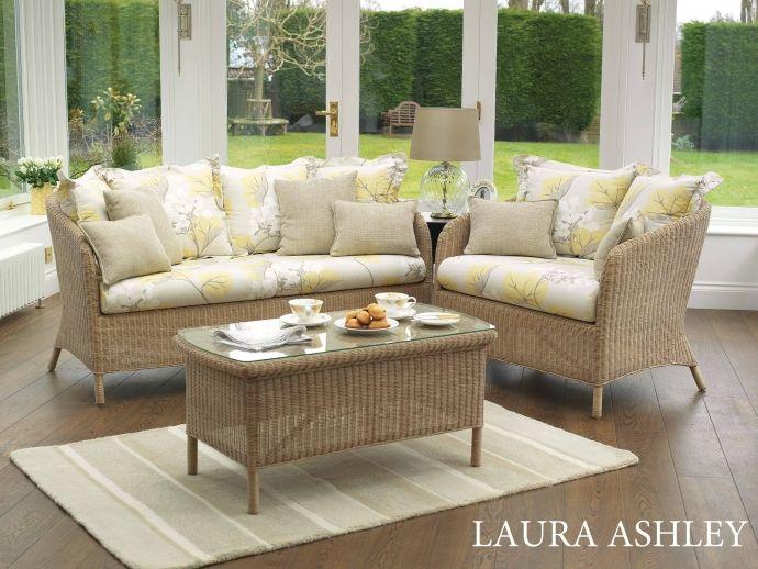 Arley Snuggler Chair Sofa Coffee Table Harvest Brown Wash Main Fabric