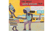 Great South African Trip Volume ultimate compendiums celebrated South African music double feast legendary music filled with delicious tastes country best-known most talented artists last centuries music this album authentically South African