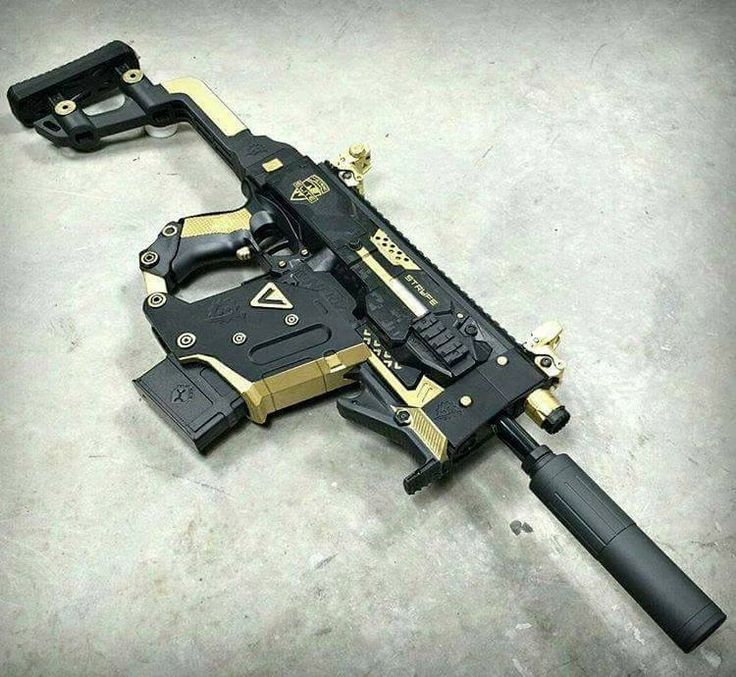 Pin em Guns