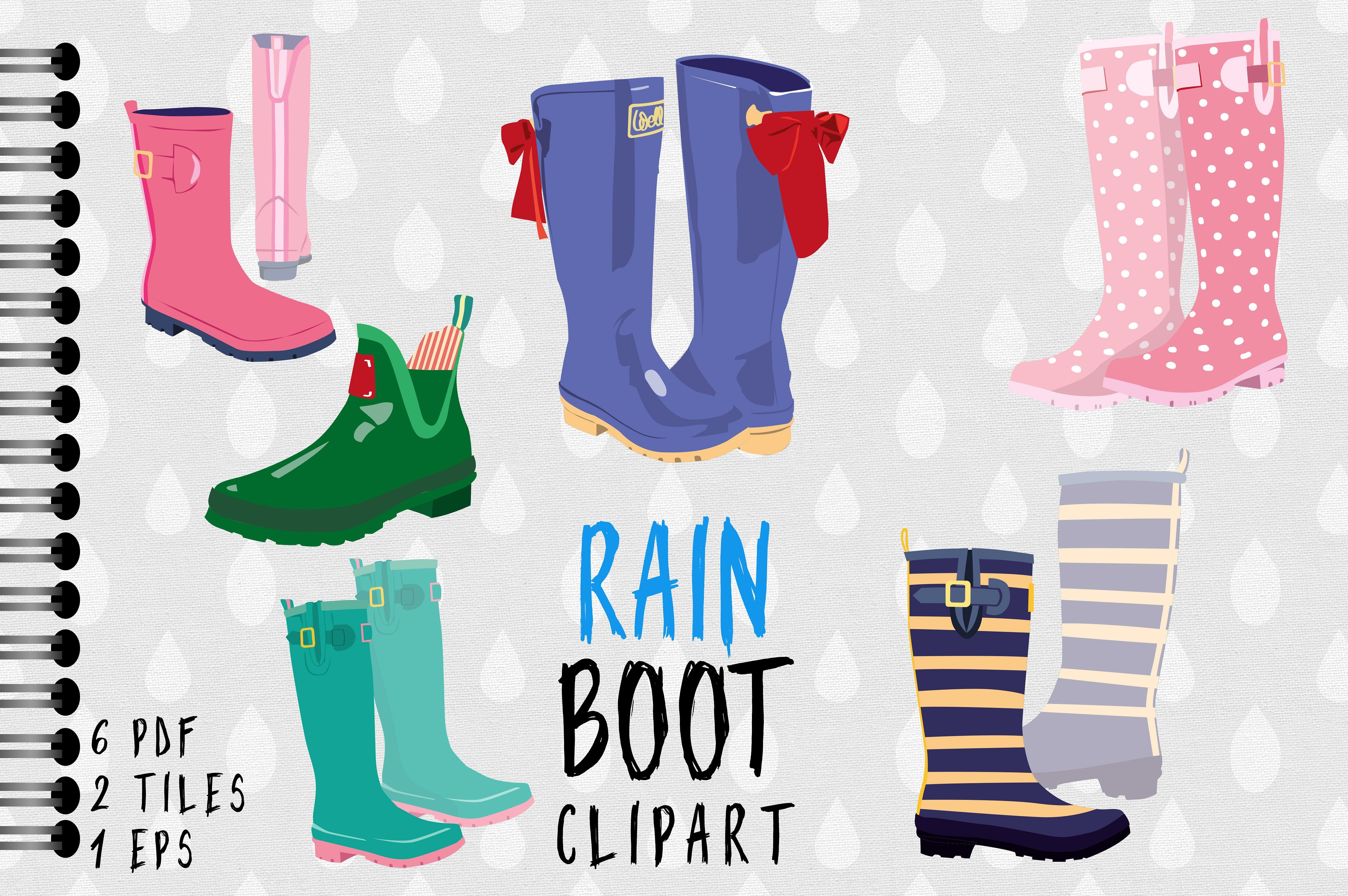 Rain Boot Wellington Boot Clipart With Images Wellington