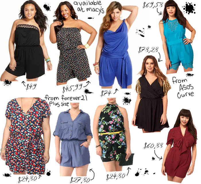 DIY Plus Size Summer dresses