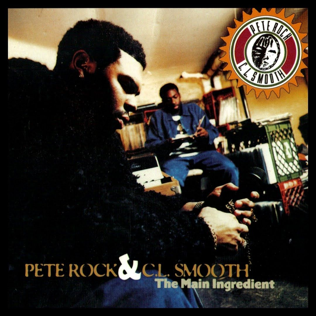 Pete Rock Amp C L Smooth I Got A Love Hip Hop Old School