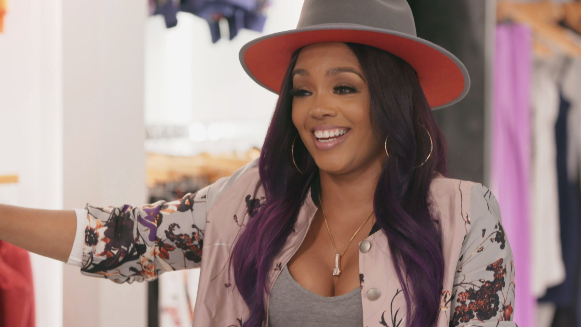 Rasheeda Frost Is Labeled As A 'Power Magnet' As She Shares Pics From The Women's Conference: 'You Should Be A Celebrity Stylist'