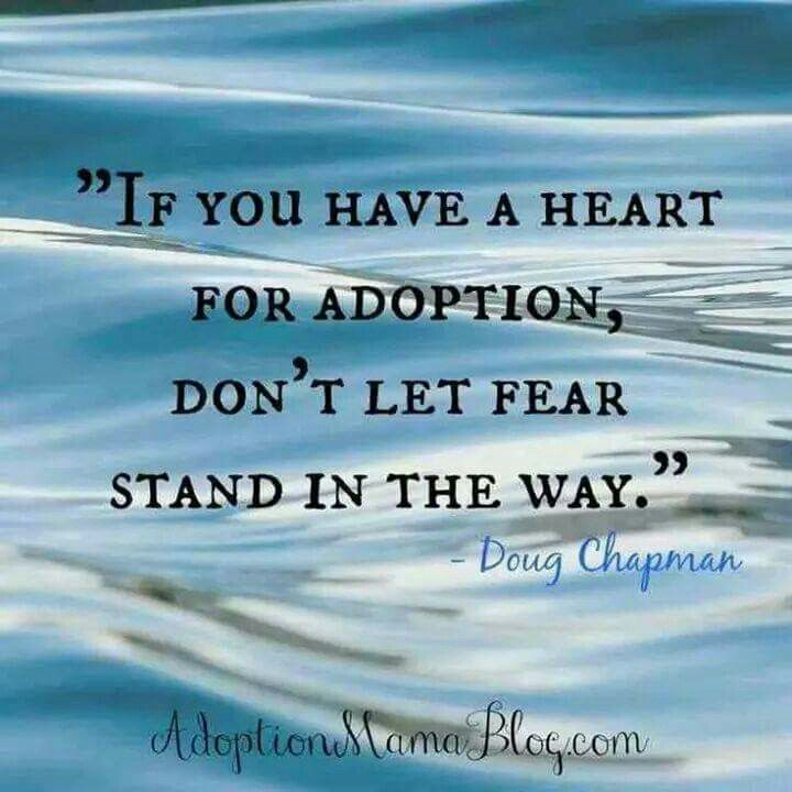 Heart for adoption