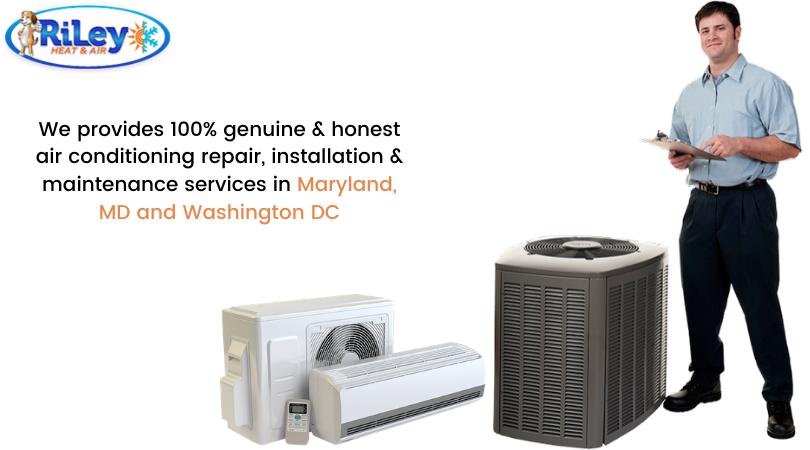 We provide 100 genuine & honest air conditioning