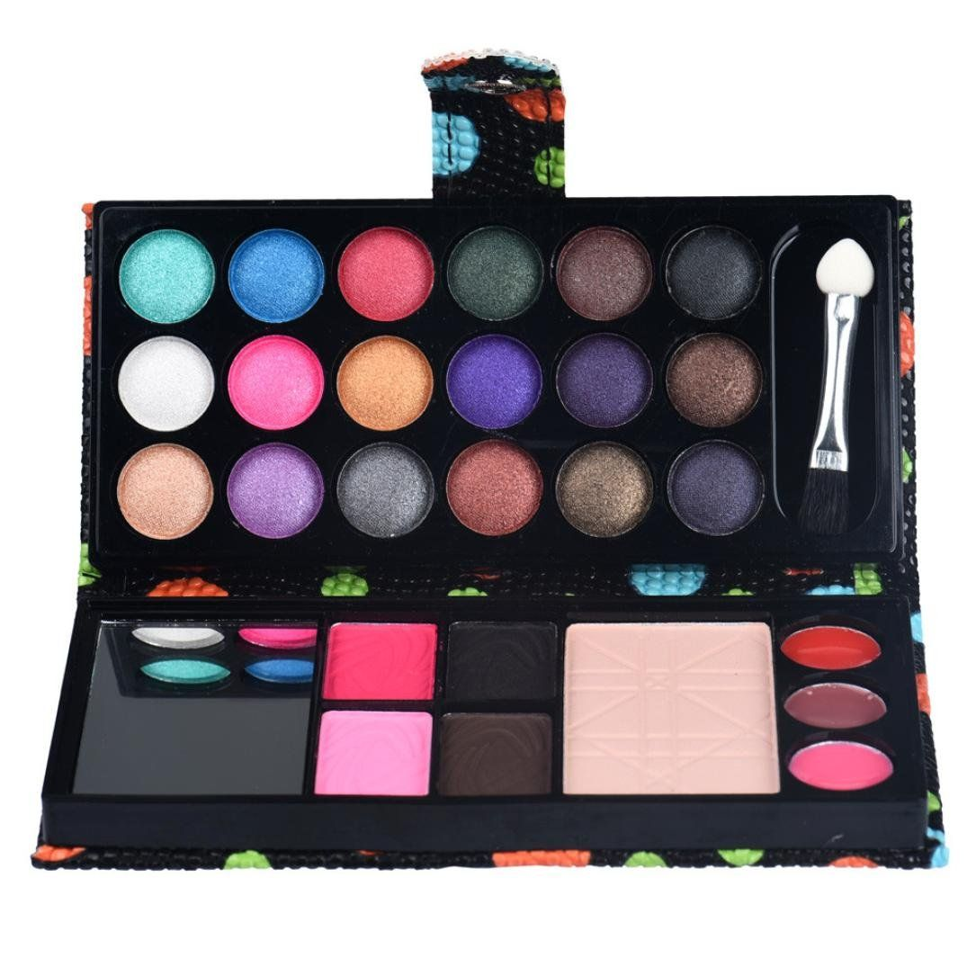 LandFox 26 Colors Eye Shadow Makeup Palette Cosmetic