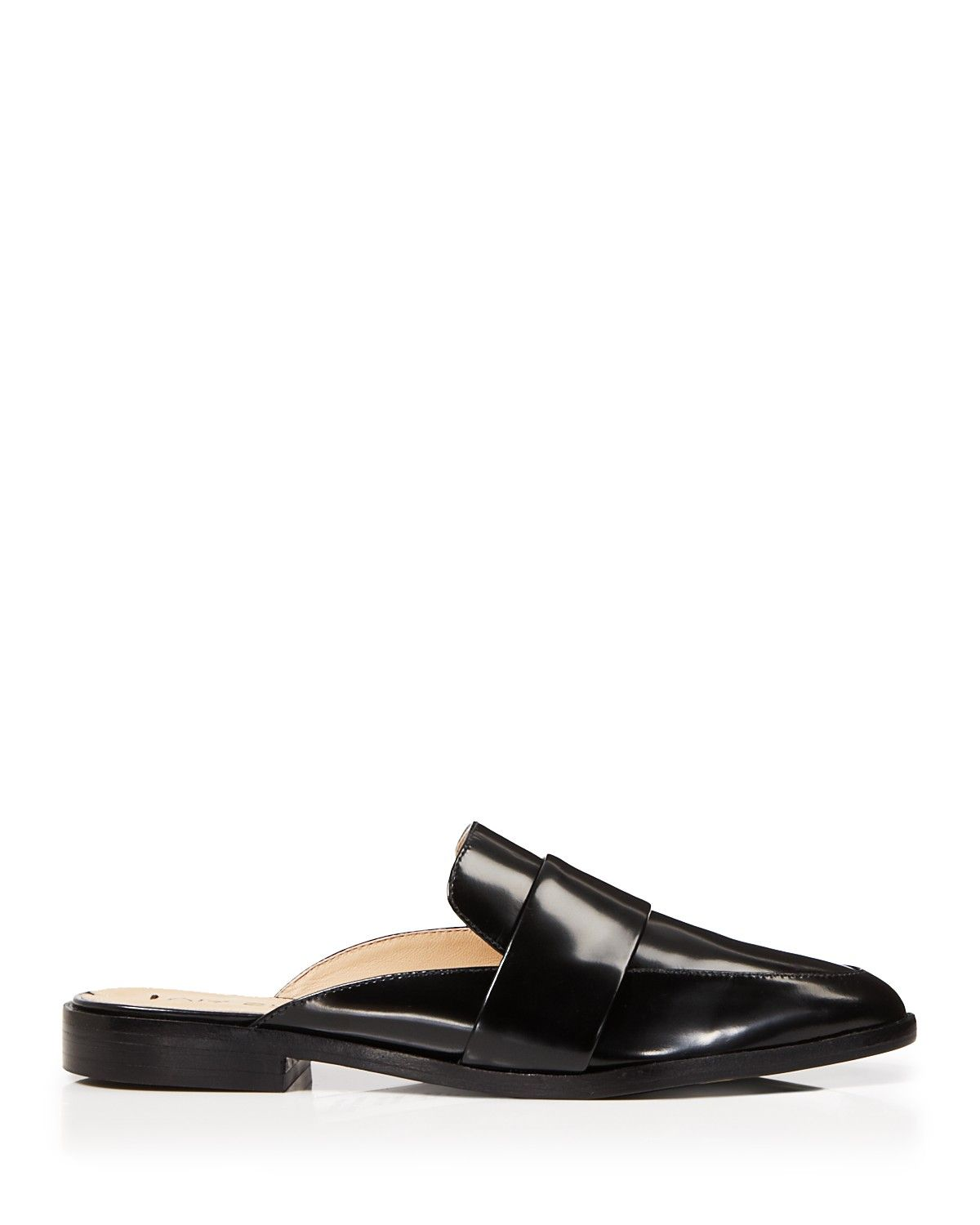 fc2feda868e3 Via Spiga Oxford Flats - Lauryn Slide