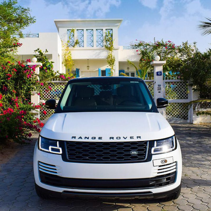 Drive The 2019 Range Rover Vogue For Aed 1300 Day In Dubai