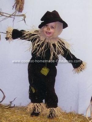 Cool Homemade Scarecrow Halloween Costume | Scarecrows, Halloween ...