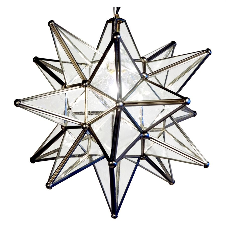 Hallway lighting no outlet  Quintana Roo Moravian Star In Bronze Electrical Outlet Single