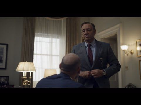 House of Cards - Netflix original series