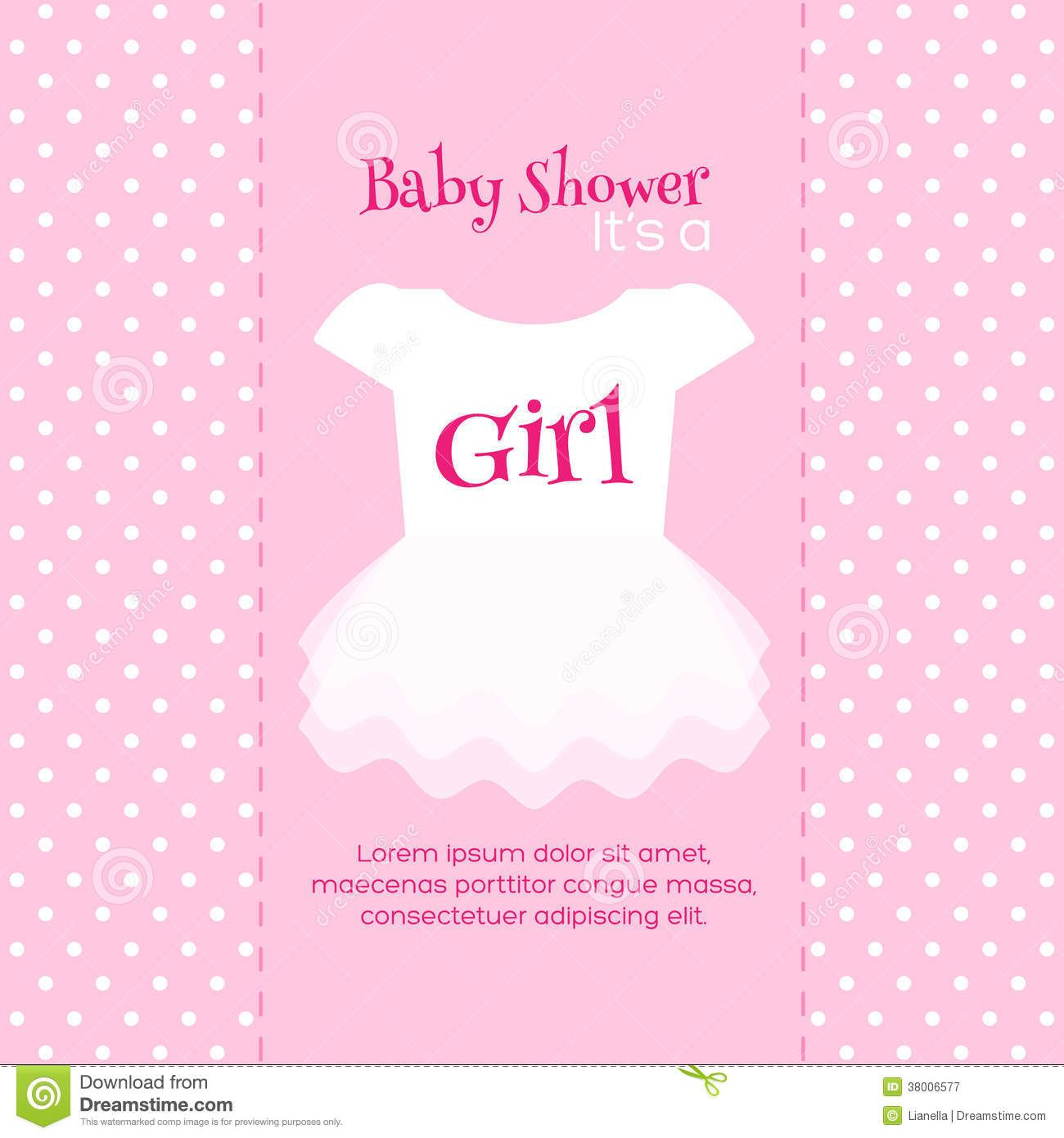 Design : Free Printable Baby Shower Invitations for Girls | Ckylares Babyshower | Pinterest ...