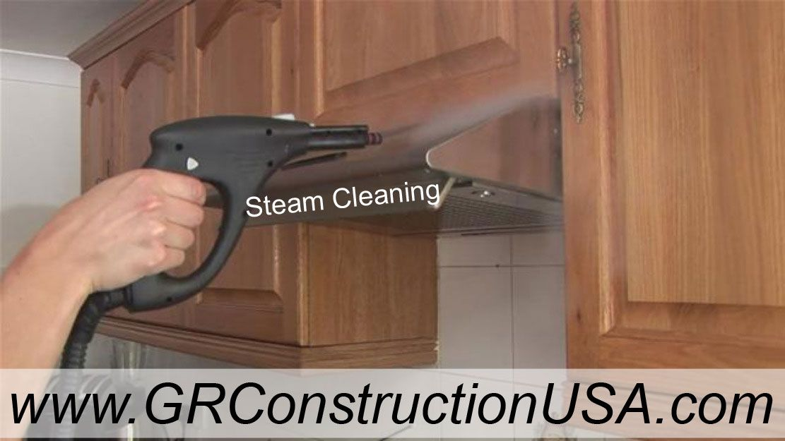 GR Construction is a licensed and insured Steam Cleaning contractor in New York, NY