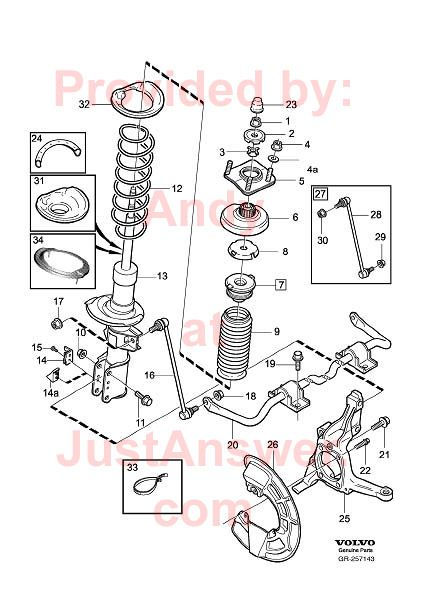 2001 volvo v70 engine diagram - google search | carros  pinterest