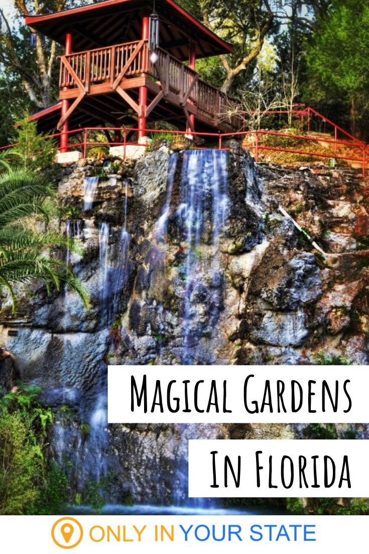 You Could Spend All Day In The Enchanting Cedar Lakes Woods Garden In Florida And Never Grow Tired Florida Vacation Spots Florida Vacation Florida Travel