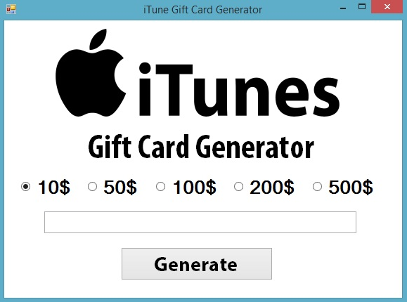 itunes gift card free codes online
