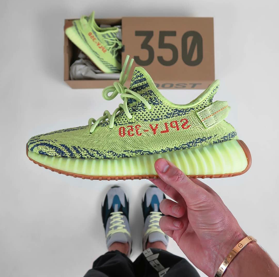 Adidas Yeezy Boost 350 V2 Yebra Semi