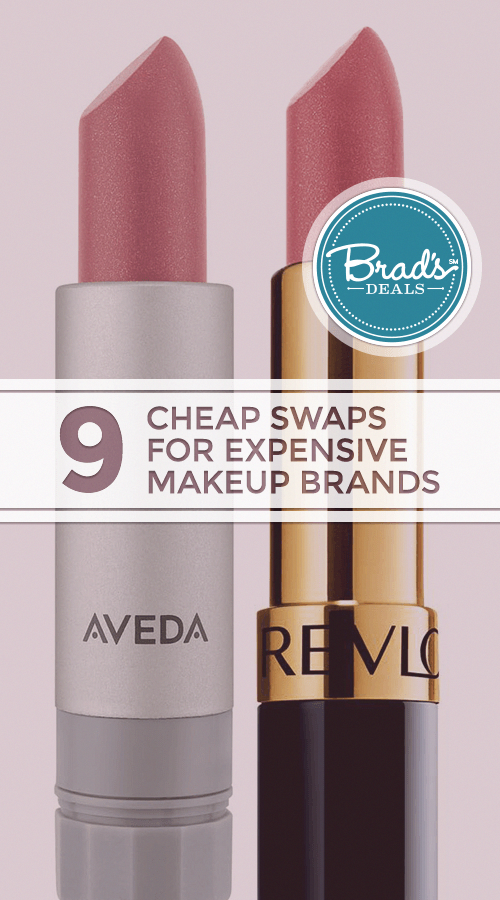 Our favorite cheap swaps and dupes for expensive makeup
