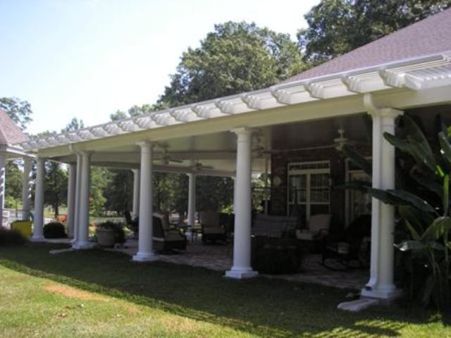 Google Image Result For Http Www Architecturalcovers Com Patio 2520covers 2520 26 2520carports Insulated 2520cover 252 Backyard Remodel Outside Patio Pergola