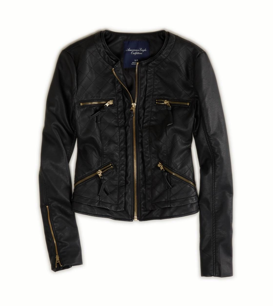 Search Results American Eagle Outfitters Vegan Leather Jacket Leather Jacket Clothes [ 1253 x 1119 Pixel ]