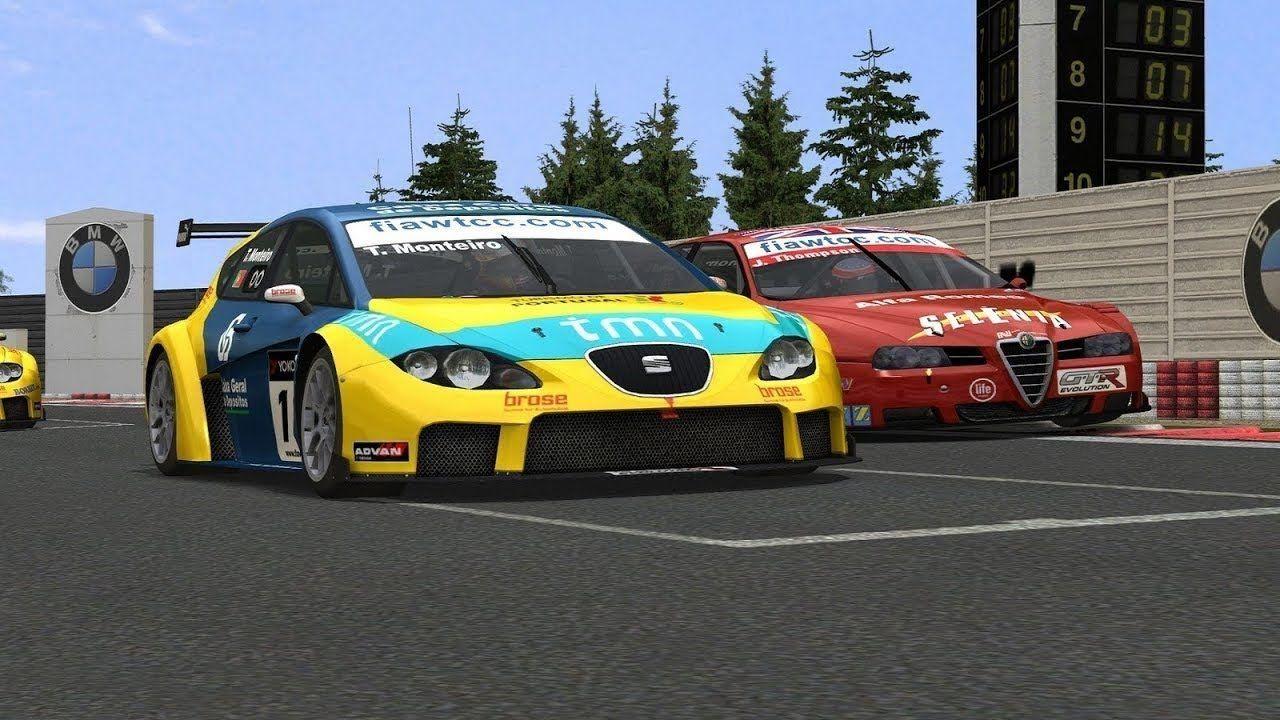 Seat Leon WTCC Extreme Macau GTR Evolution Expansion