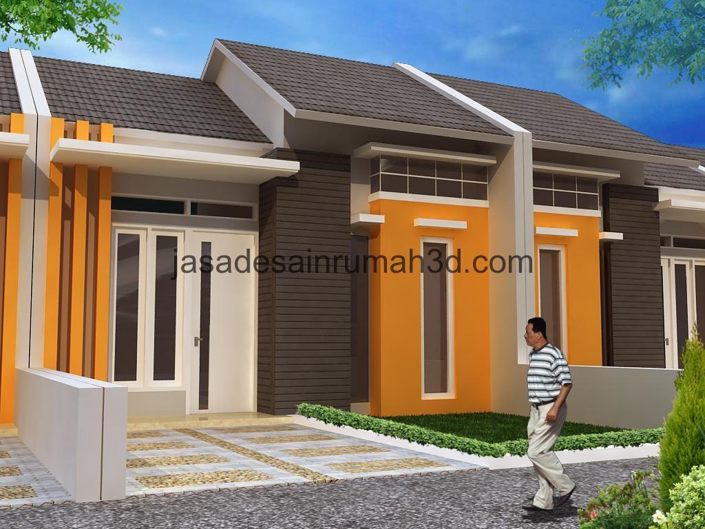 Rumah Minimalis 1 Lantai 2015 Http Jasadesainrumah3dcom Rumah
