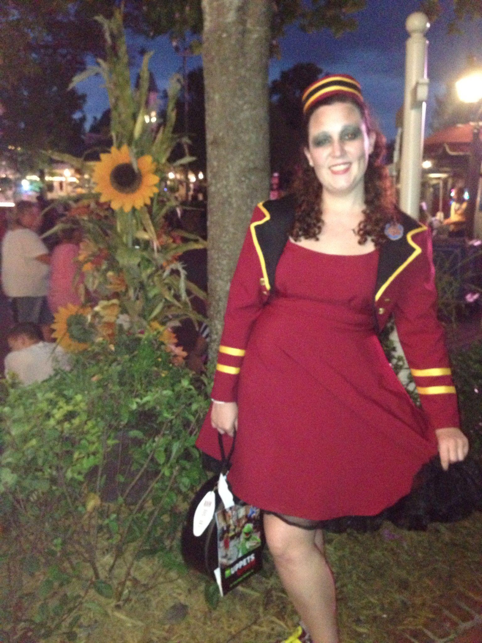 Tower of Terror Bell Hop Costume Halloween