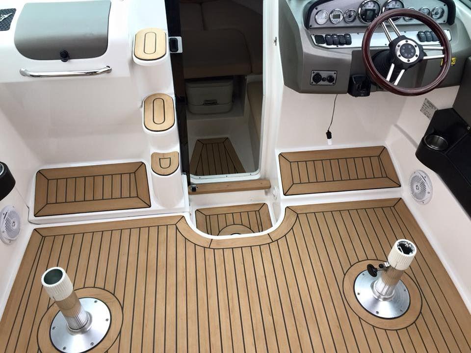 Floating Wood Floors For Boat Deck Synthetic Teak Decking Pvc