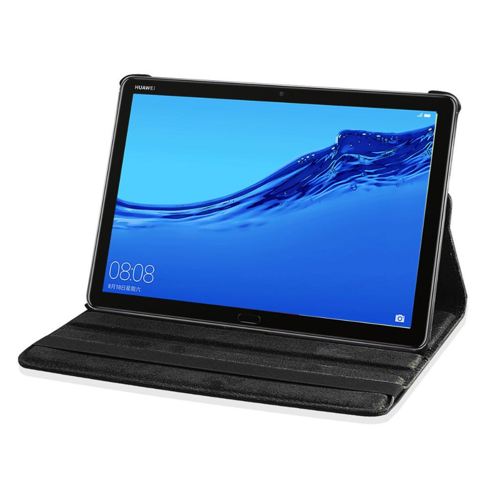 360 Rotating Case For Huawei Mediapad M5 Lite 10 Bah2 W19 L09 W09 10 1 In 2020