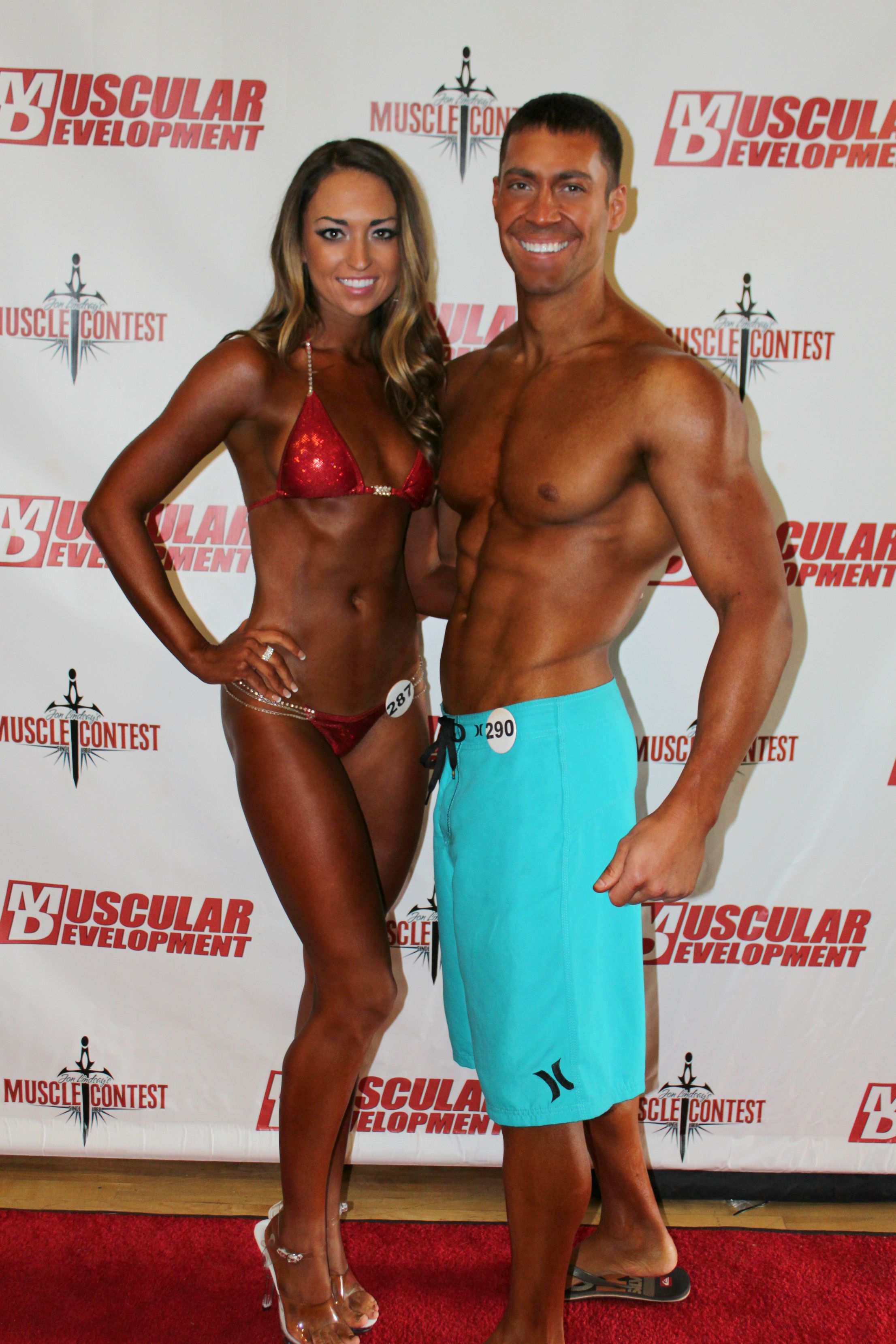 First Competition Competitor GuideProtein Bikini Time CQrhsdt