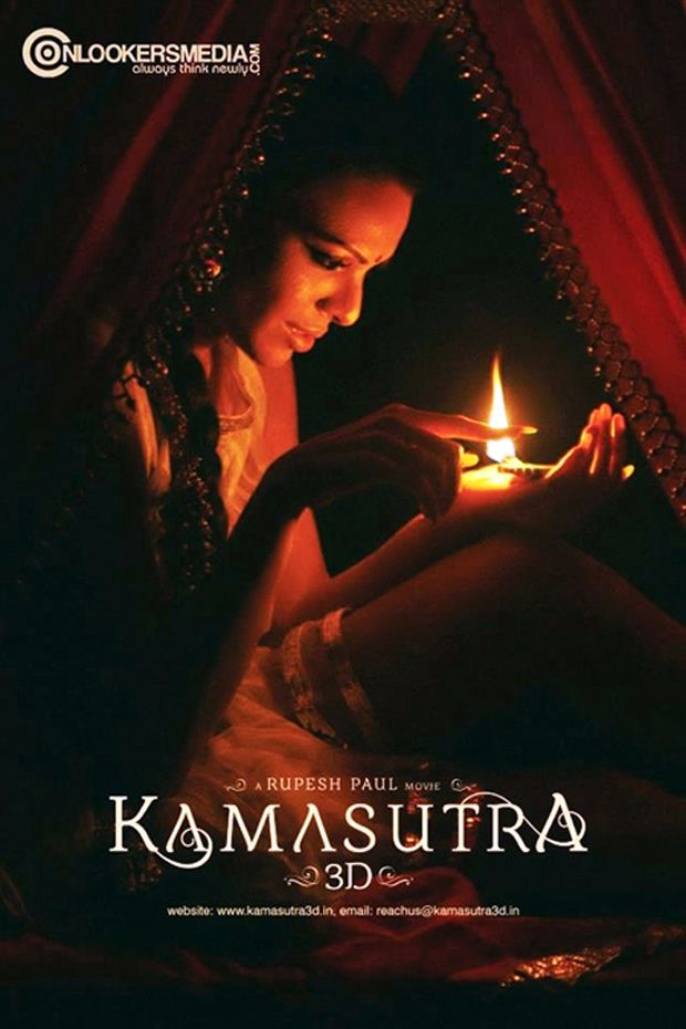 Seductress Sherlyn Chopras Kamasutra 3d Look Unveiled