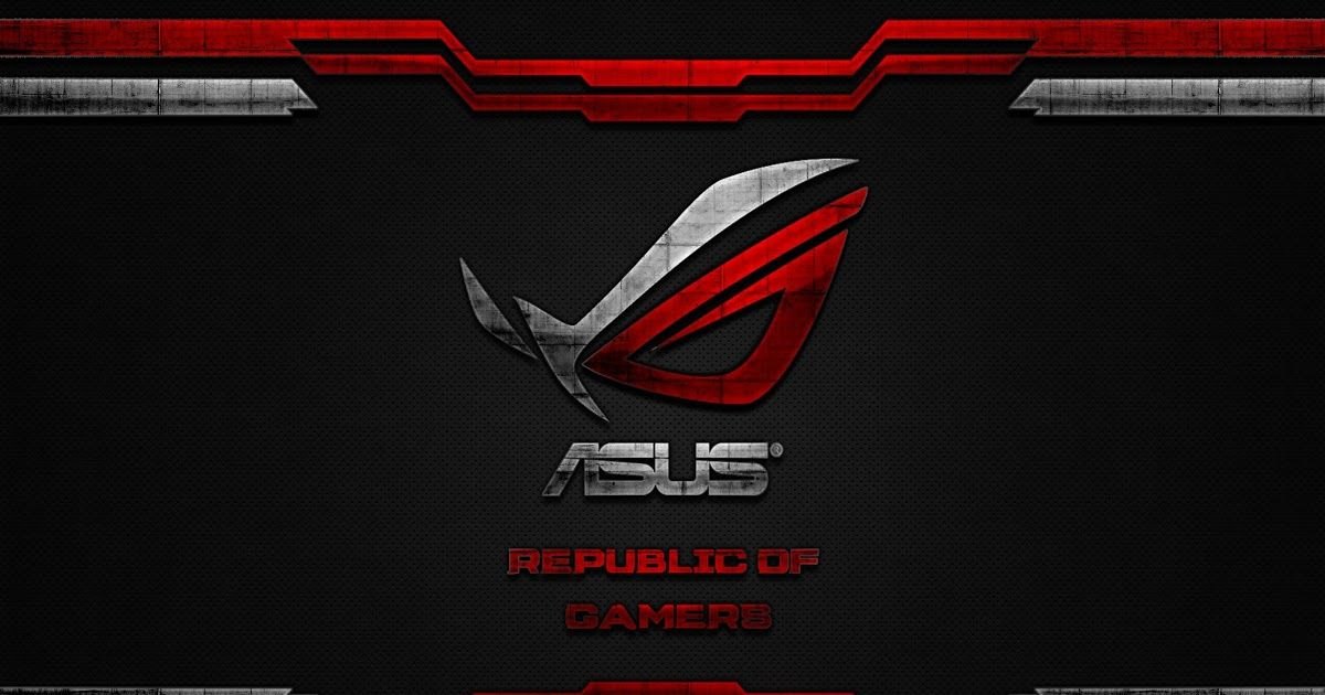 Pin On Wallpaper Pc Cool rog wallpapers hd