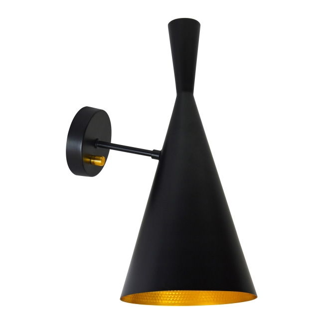 Kinkiet Modern 1 X 20 W E27 Czarno Zloty Kinkiety Lampy Scienne I Sufitowe Lamp Wall Lamp Modern Lamp
