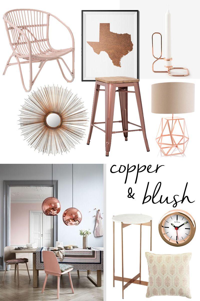 Gold Beige Rose Blush Hues For Home Decor Home Pinterest