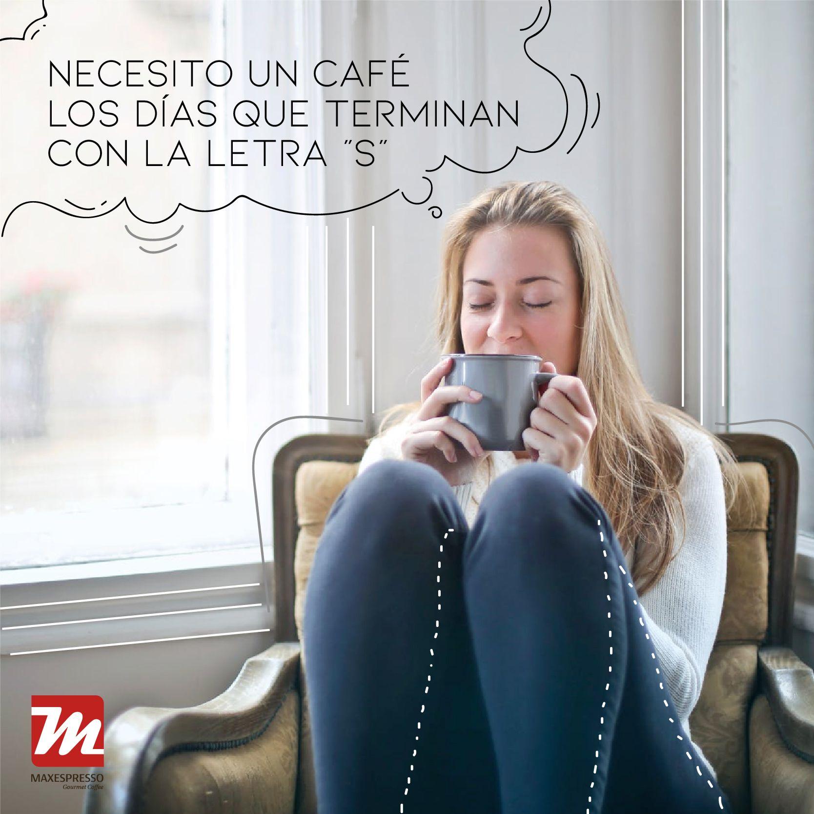 Abastécete de todo lo necesario para la semana. ☕ Café