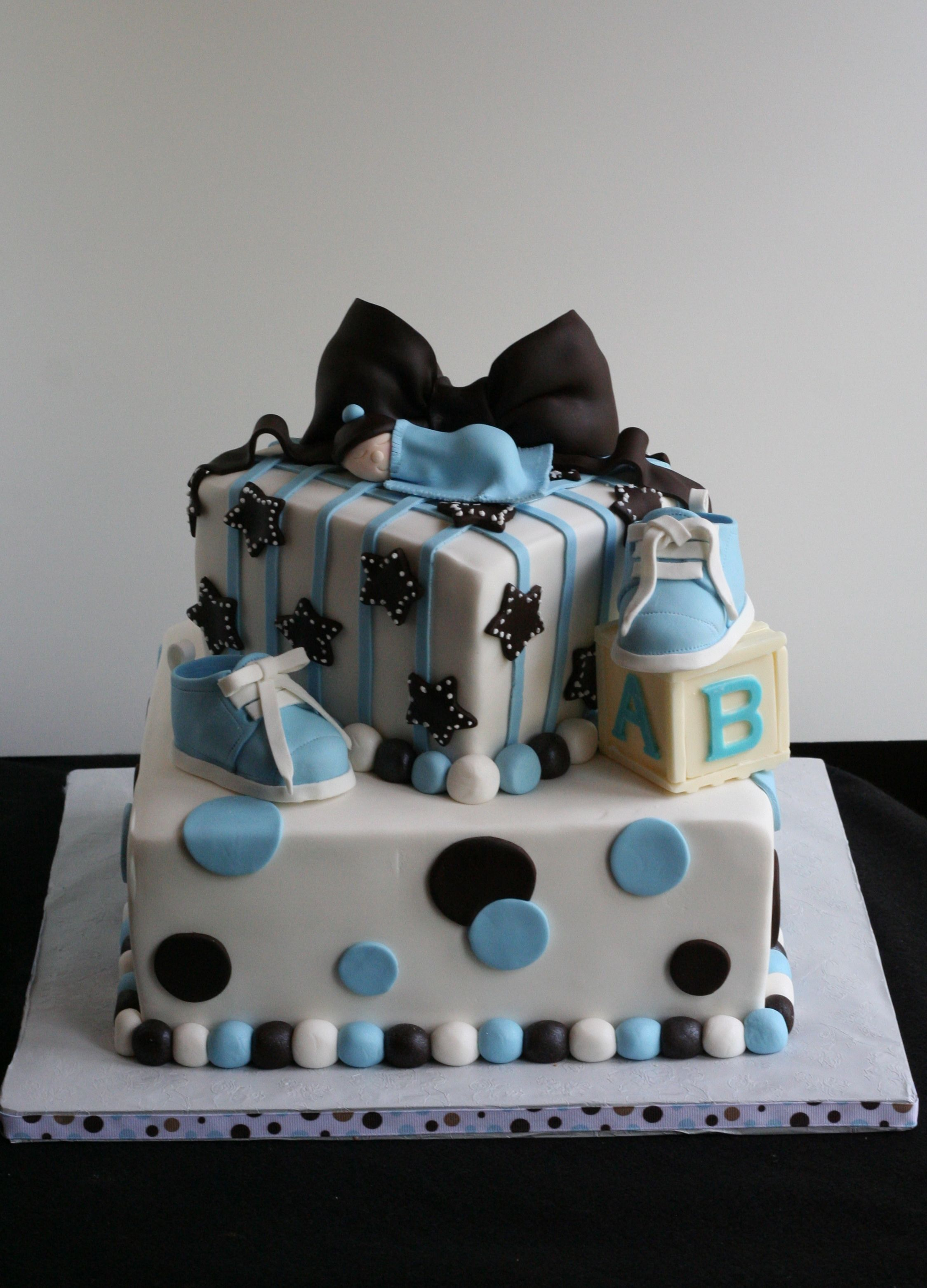 Show me ur baby shower cakes