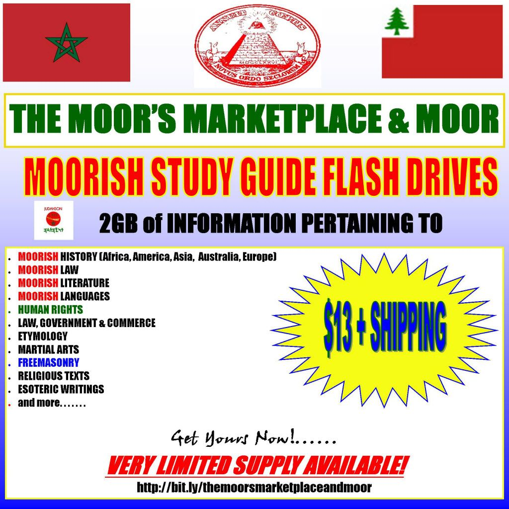 product details moorish study guide flash drives gb worth of product details moorish study guide flash drives 2gb worth of information pertaining to moorish law