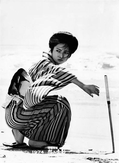 修羅雪姫 怨み恋歌 - Lady Snowblood, movie, 1974, Japan