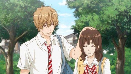 10 Anime Like Tonari No Kaibutsu Kun My Little Monster Anime Wolf Girl Wolf Girl ōkami Shōjo To Kuro ōji