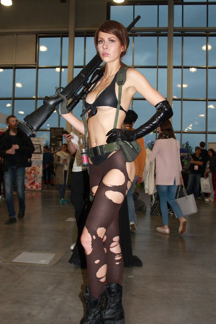 Pin By Joseph Robredo Jr Intj On Quiet Cosplay Metal Gear Solid 5