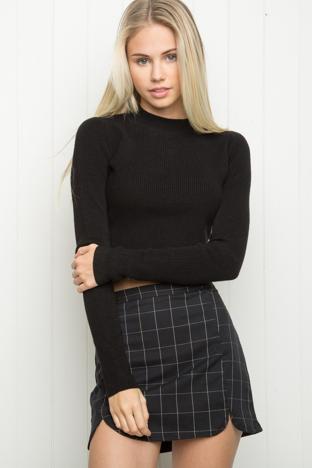 Brandy Melville Raquel Skirt Bottoms Clothing ™� Closet Pinterest Brandy Melville