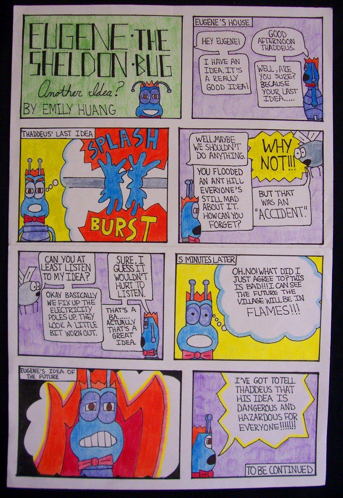 Comic Strip Dreams Comic Strips Comic Strip Template Create