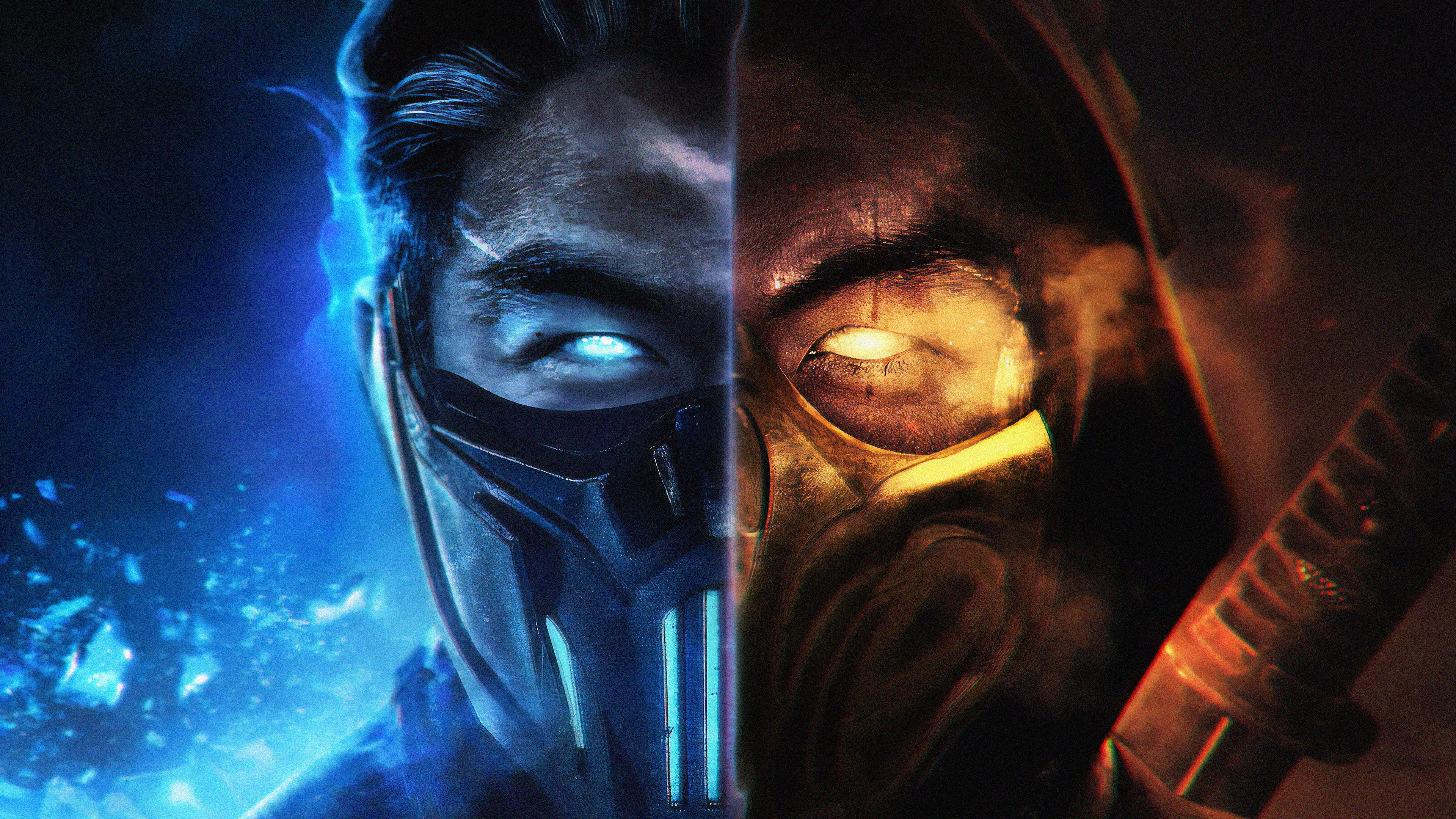 Mortal Kombat Subzero And Scorpion Sub Zero Wallpapers Scorpion Wallpapers Mortal Kombat Wallpapers Hd Wallpape Mortal Kombat Mortal Kombat Art Fantasy Male
