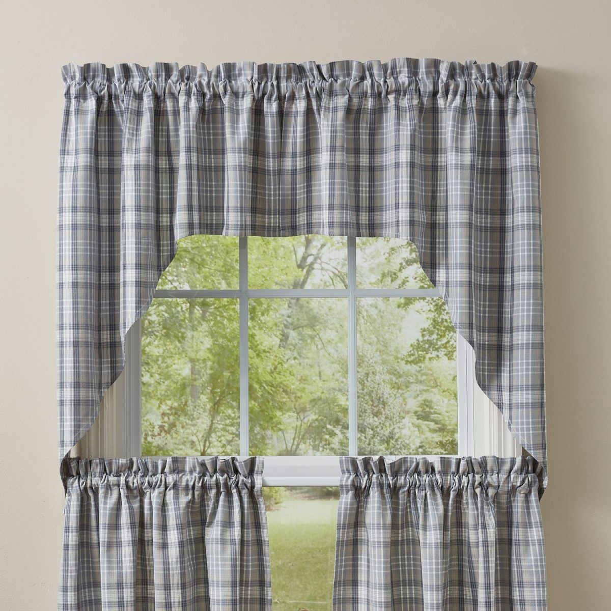 Hartwick Swags Farmhouse Curtains Curtains Hartwick