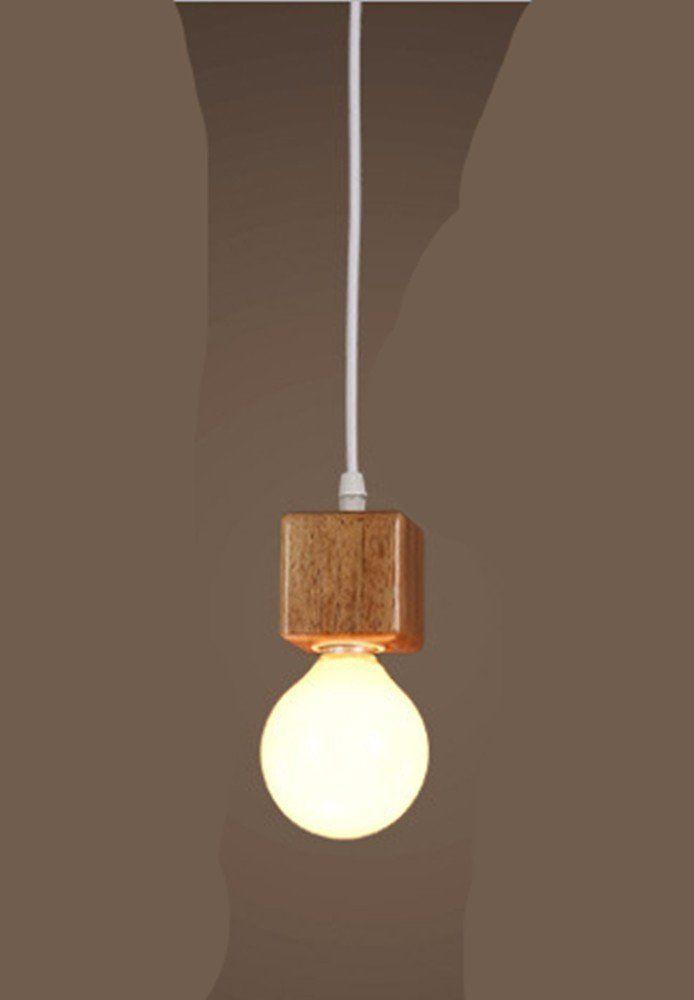 Oncemore Die Nordischen Modern Creative Holzblock Kronleuchter - kronleuchter modern schlafzimmer
