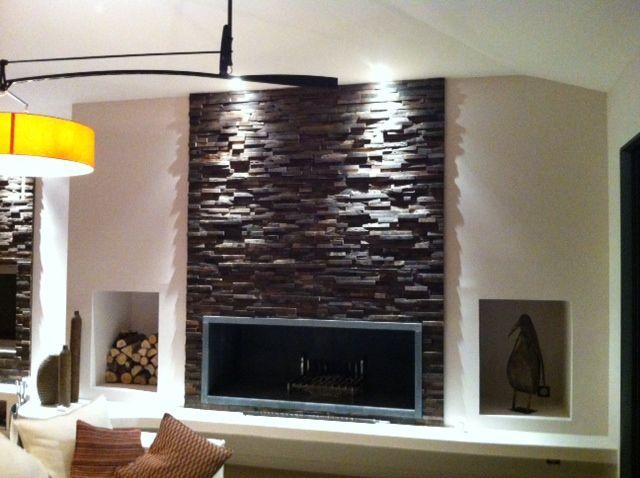 habillage chemin e mosa que de bois pl06 de chez. Black Bedroom Furniture Sets. Home Design Ideas