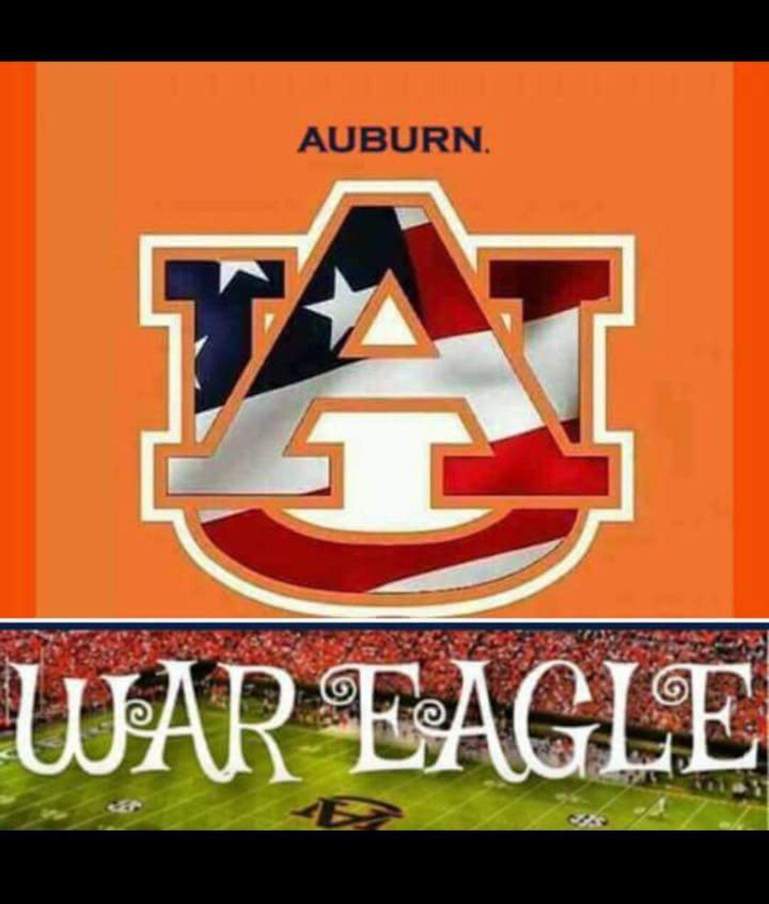 Pin by Pat Brogden on MY AUBURN TIGERS Auburn tigers